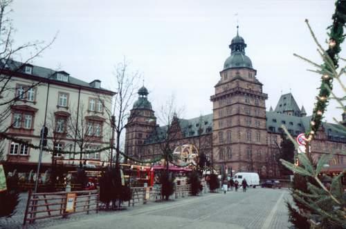 Aschaffenburg Christmas market