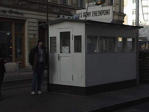 Larry by Checkpoint Charlie
