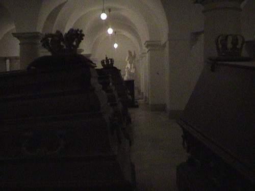 Belriner Dom crypt.