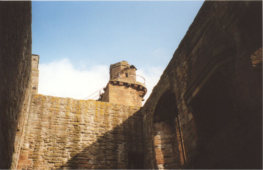 High point at Linlithgow
