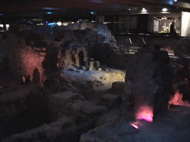 Paris Archaeological Crypt.