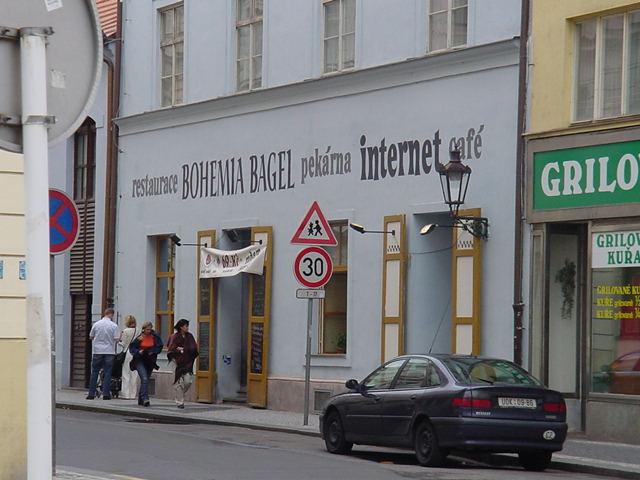 Bohemia Bagel.